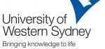University of Western Sydney
