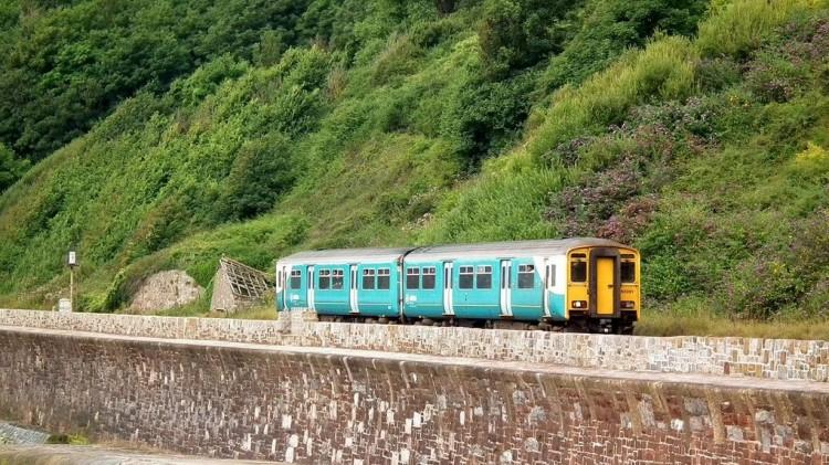 Exeter-to-Teignmouth