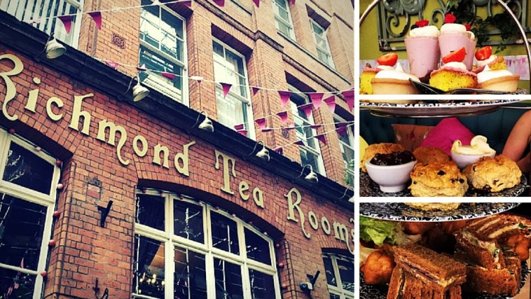 Richmond Tea Rooms - Manchester