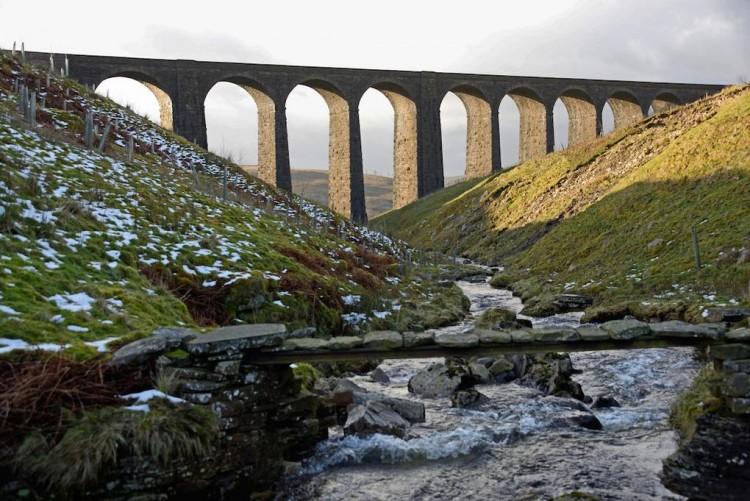 Settle-to-Carlisle-Viaduct