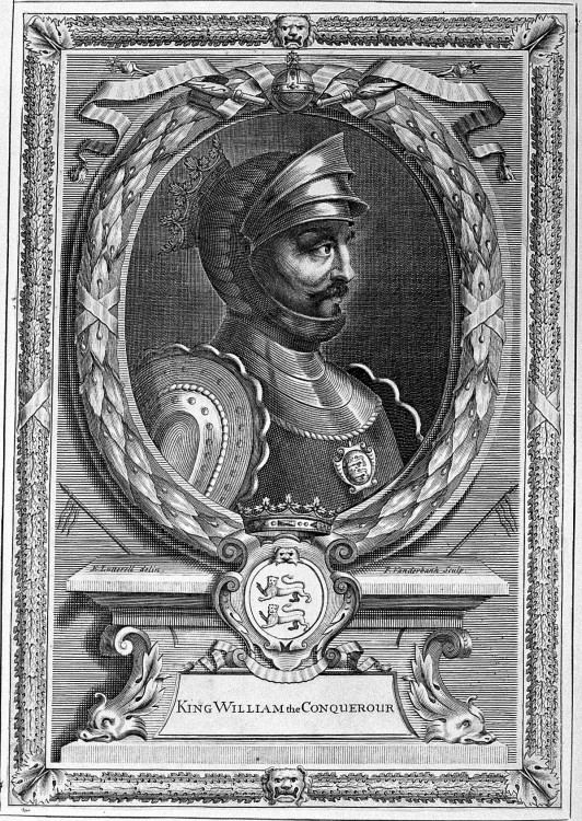 L0003202 William I The Conqueror. Credit: Wellcome Library, London. Wellcome Images images@wellcome.ac.uk http://wellcomeimages.org King William I The Conqueror. Engraving By: P. Vanderbankafter: E. LutterellPublished:  -  Copyrighted work available under Creative Commons Attribution only licence CC BY 4.0 http://creativecommons.org/licenses/by/4.0/